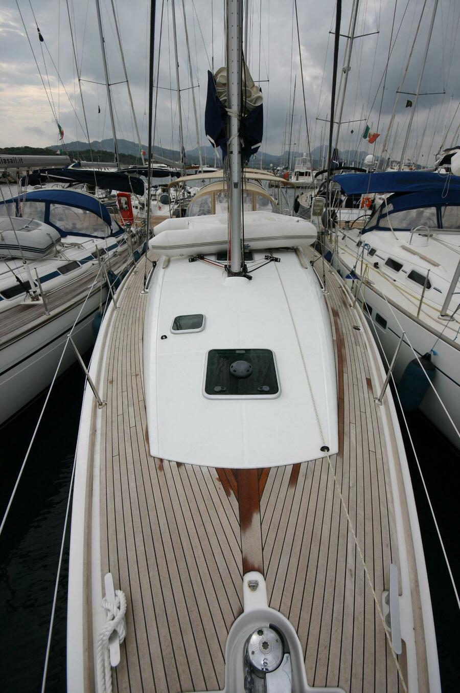 Sun Odyssey 42i (Nihal (TFS))  - 1