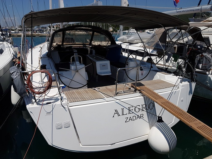 Dufour 460 Grand Large (Alegro) Main image - 0