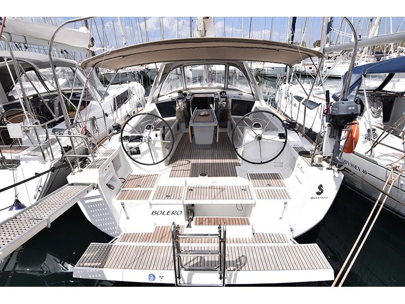 Oceanis 41 (Bolero (Refit 2020)) Main image - 0