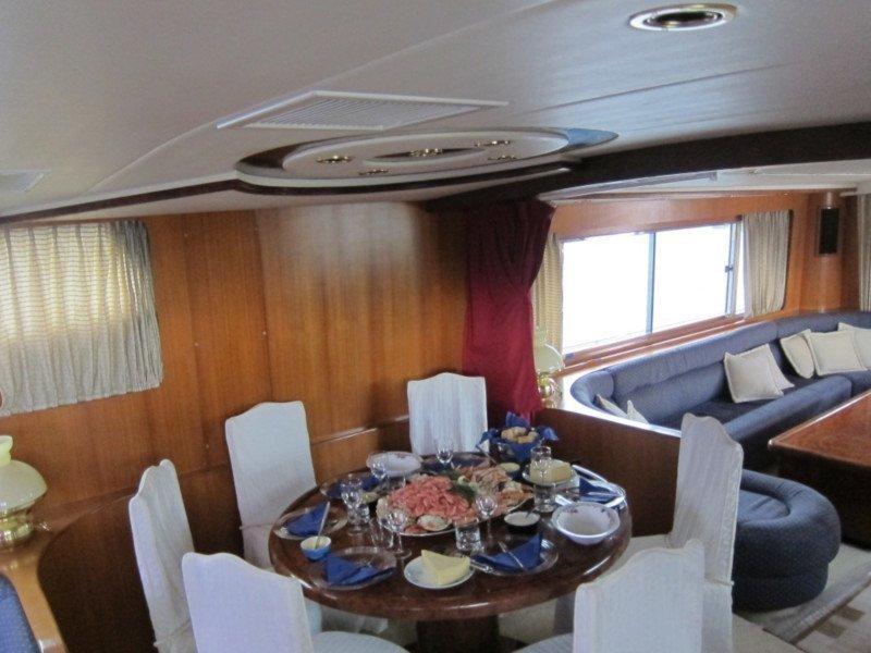 Vitech 72  (Sea Dream) Interior image - 2