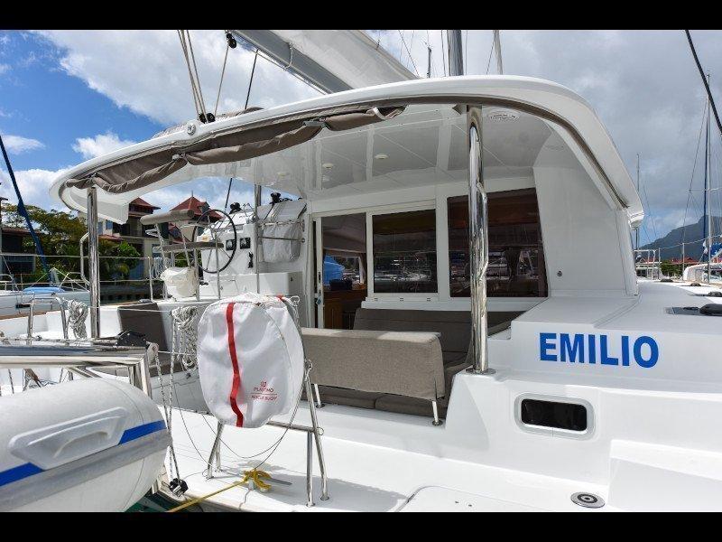 Lagoon 400 (Emilio)  - 34