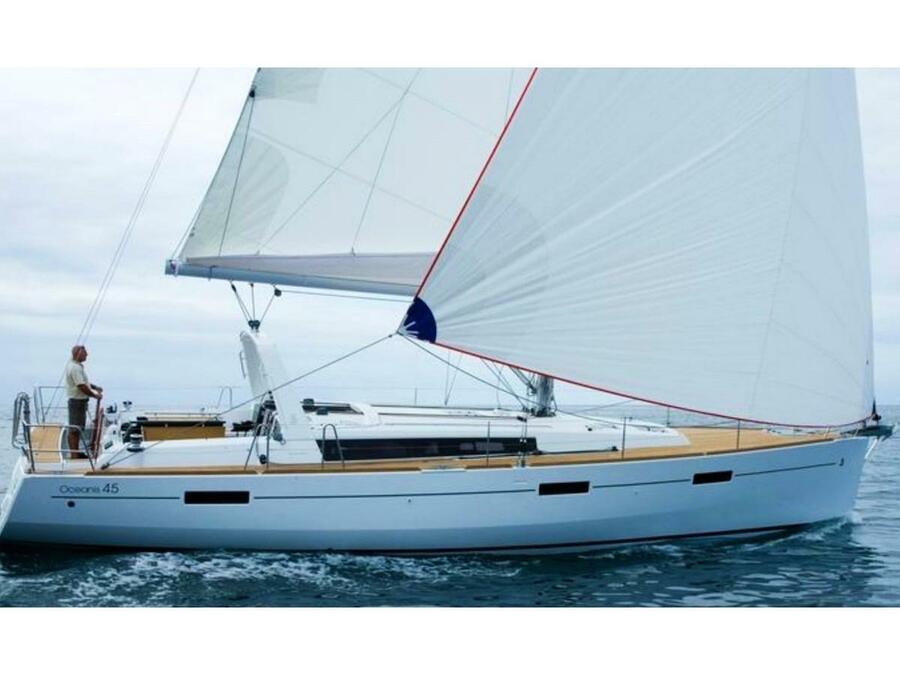 Oceanis 45  (Pa') Main image - 0