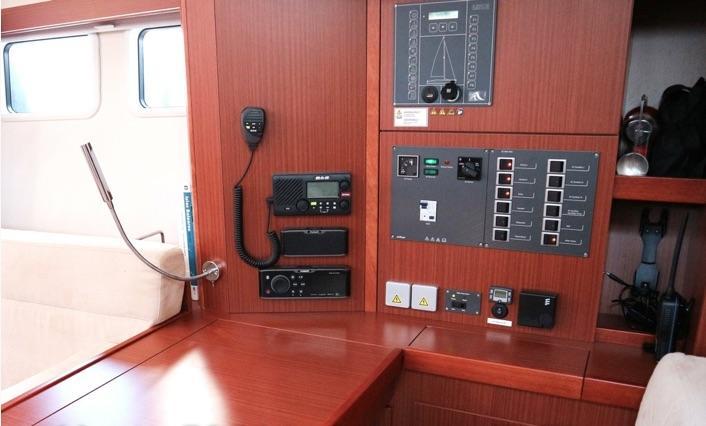 Hanse 505 (Marina Estrella Three (PMI))  - 7