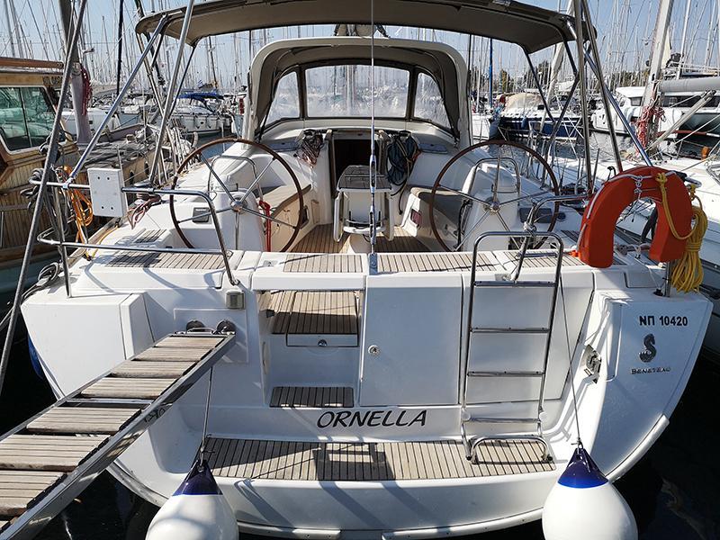 Oceanis 50 (Ornella (A/C - Generator - 12 pax))  - 4