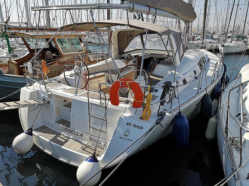 Oceanis 50 (Ornella (A/C - Generator - 12 pax))  - 10