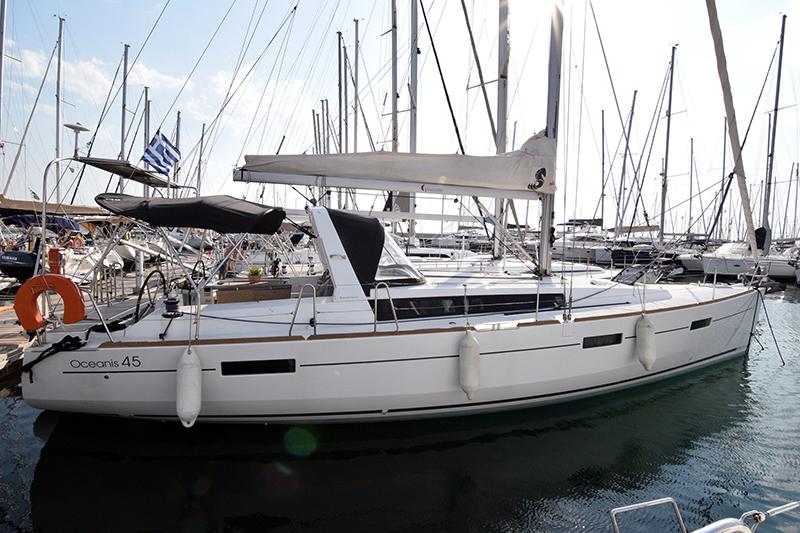 Oceanis 45 (Semiramis)  - 17