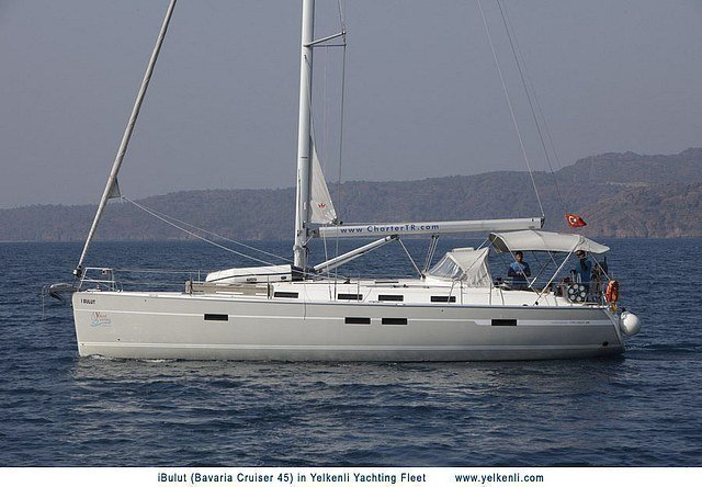 Bavaria 45 Cruiser (iBulut) Sailing - 16