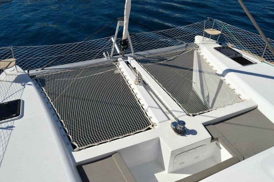 Lagoon 450 Sport (Vamos Dos (PMI) (A/C, Generator, Inverter))  - 4