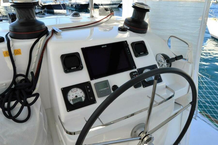 Lagoon 450 Sport (Vamos Dos (PMI) (A/C, Generator, Inverter))  - 5