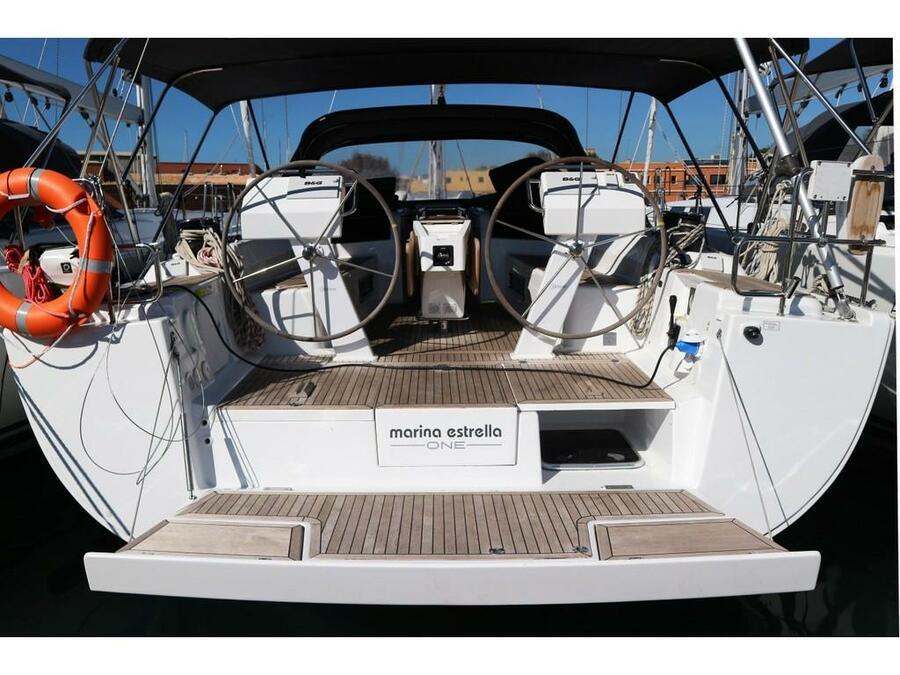 Hanse 505 (Marina Estrella One (PMI)) Main image - 0