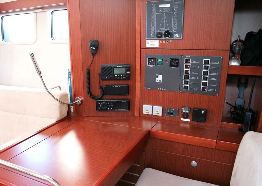 Hanse 505 (Marina Estrella One (PMI))  - 3