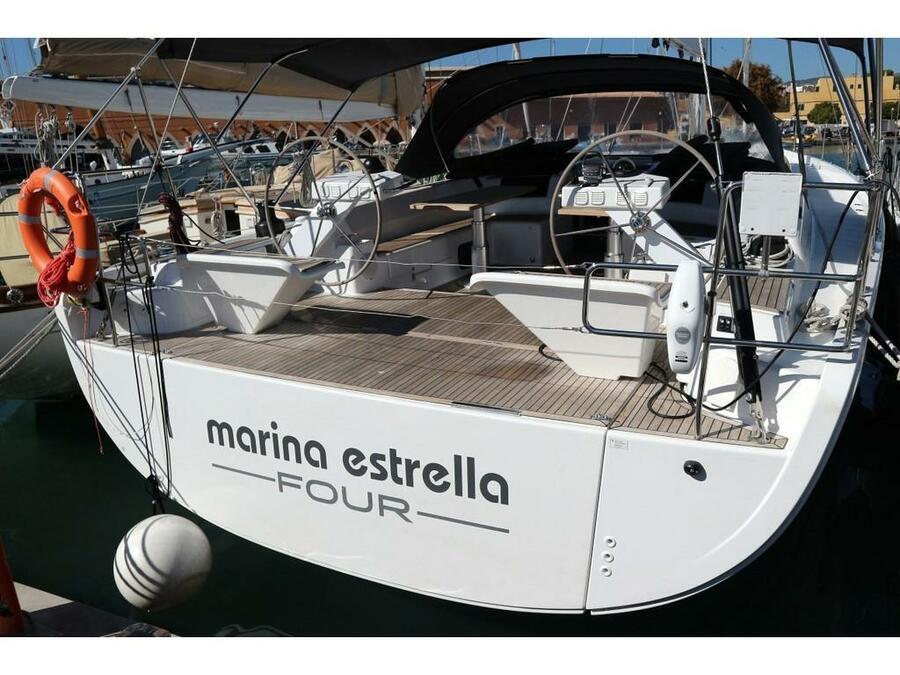 Hanse 575 (Marina Estrella Four (PMI)) Main image - 0