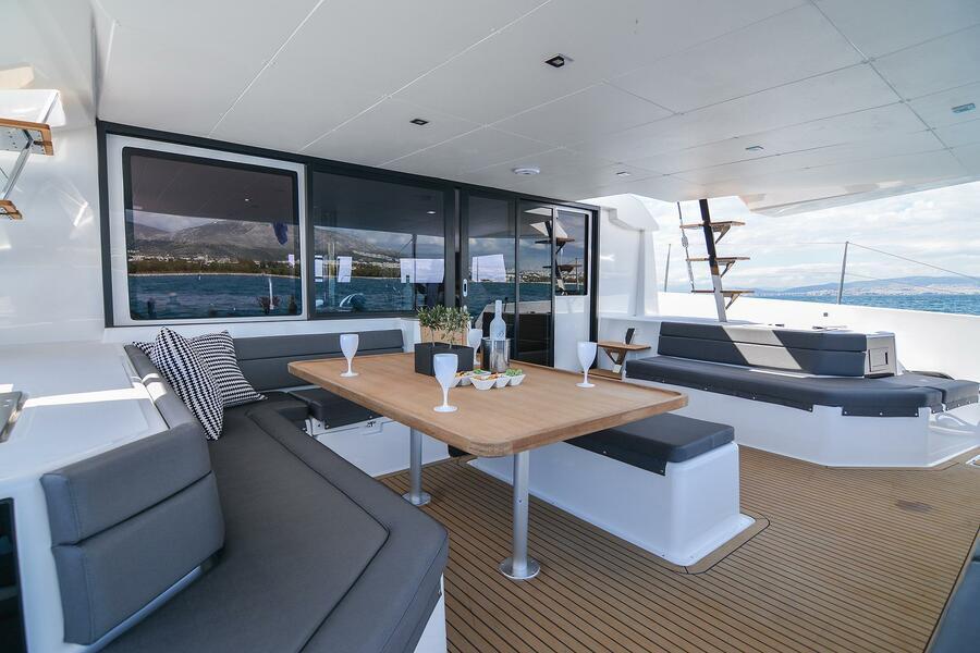Dufour 48 Catamaran (Caipirinha *skipper's fee is included in the price)  - 9