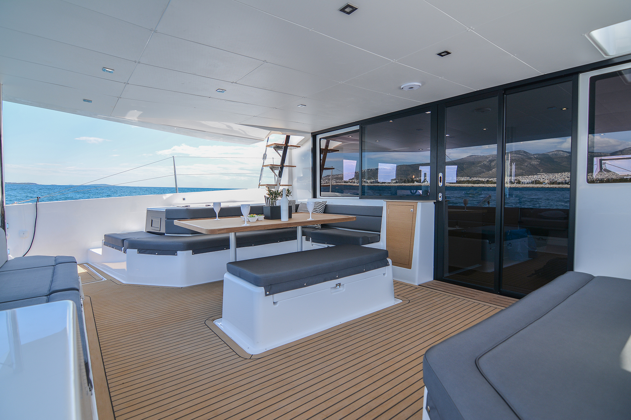 Dufour 48 Catamaran (Caipirinha *skipper's fee is included in the price)  - 11