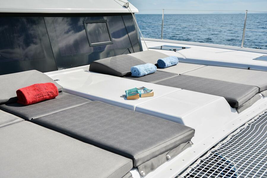 Dufour 48 Catamaran (Caipirinha *skipper's fee is included in the price)  - 7