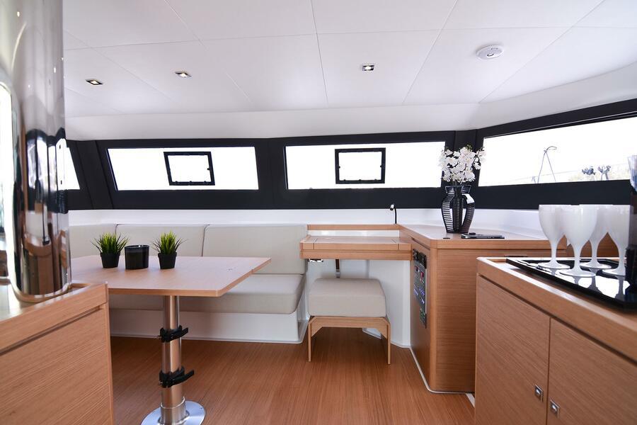Dufour 48 Catamaran (Caipirinha *skipper's fee is included in the price)  - 8
