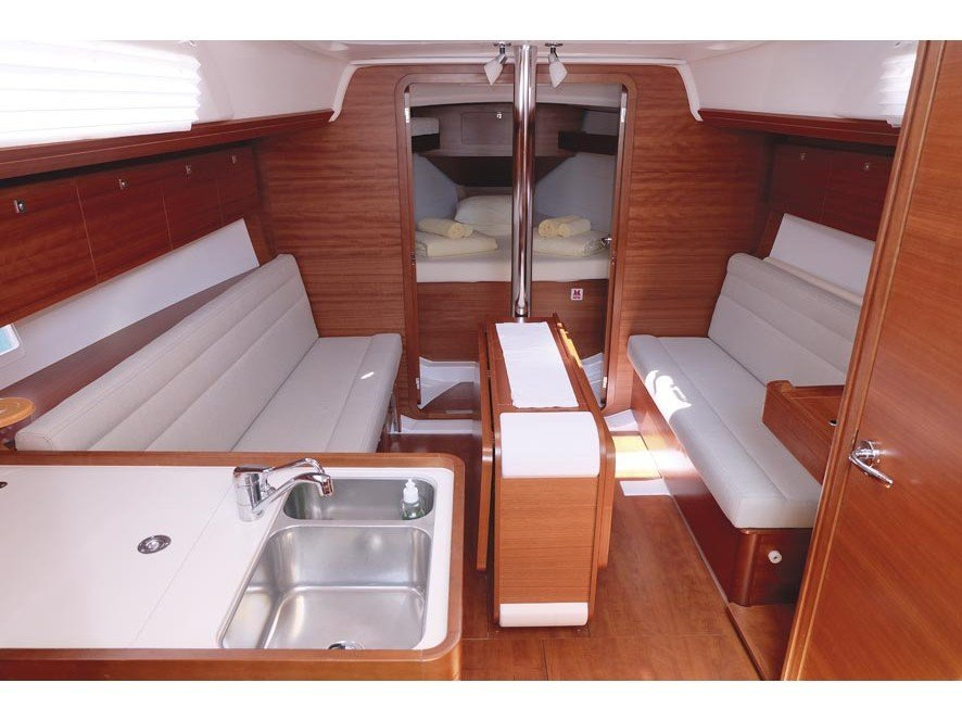 Dufour 350 Grand Large (Sinica) Plan image - 2