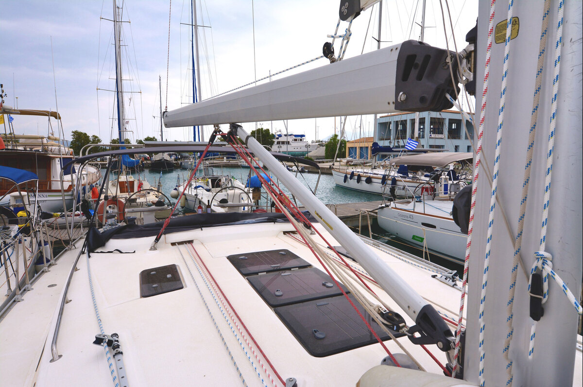 Bavaria 45 Cruiser (Nouvelle Vague)  - 6