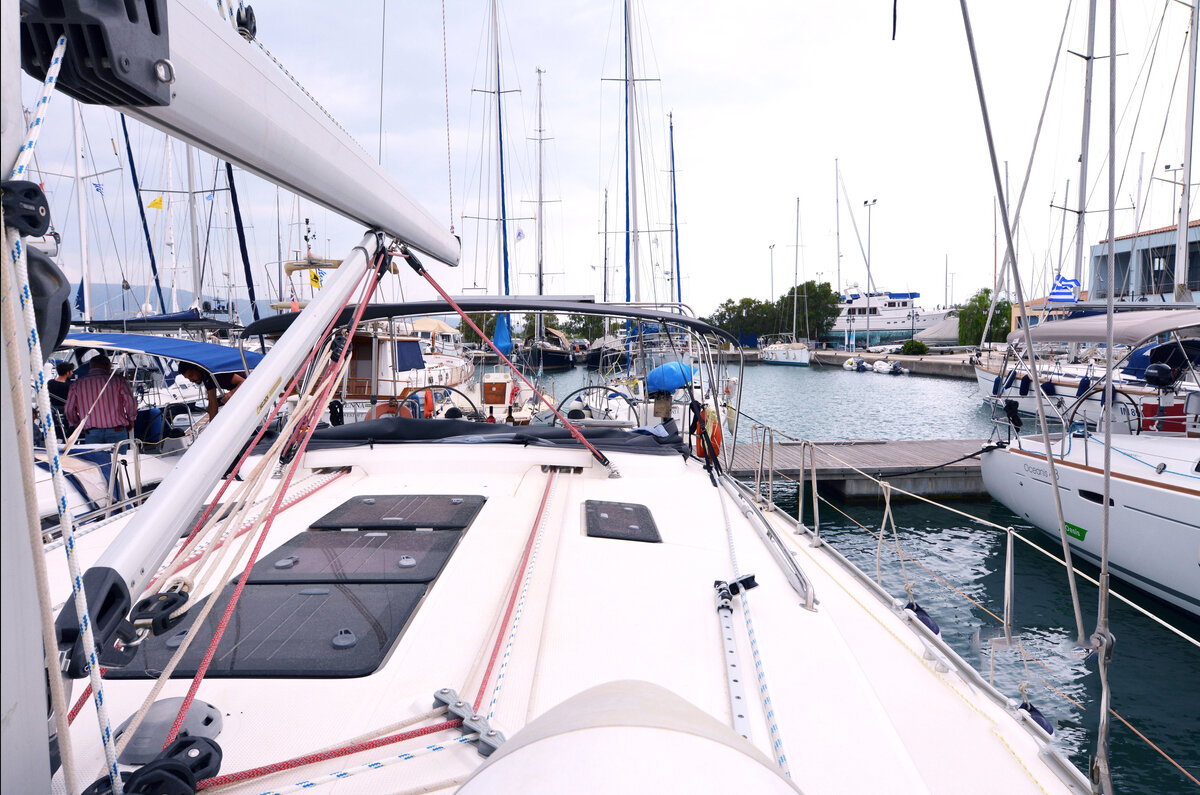 Bavaria 45 Cruiser (Nouvelle Vague)  - 8