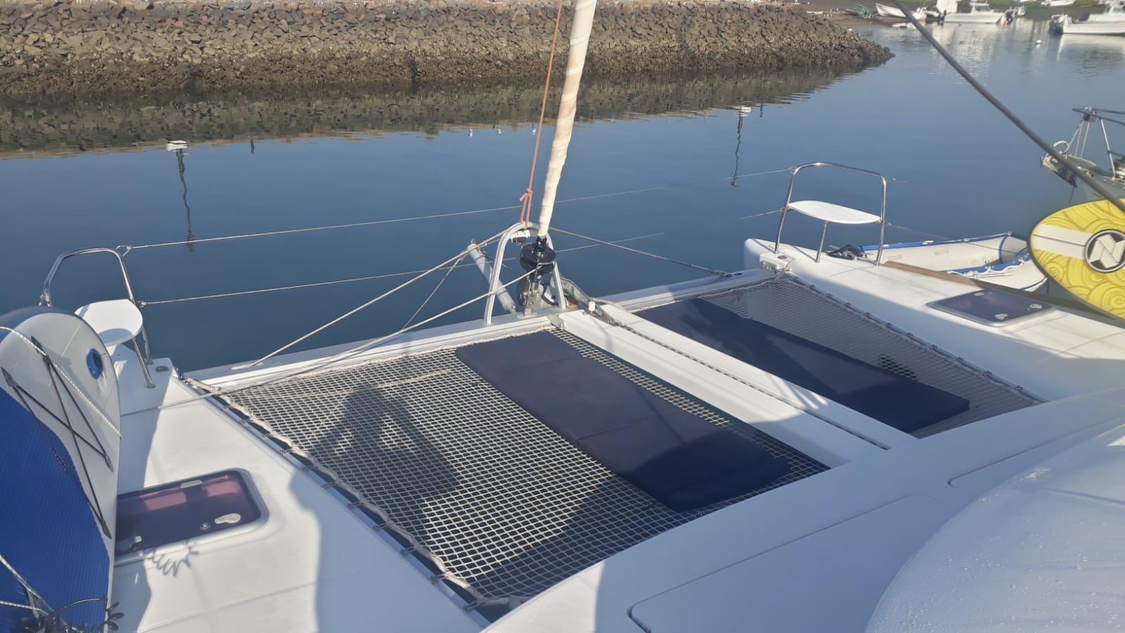 Lagoon 380 (NIRVANA)  - 4