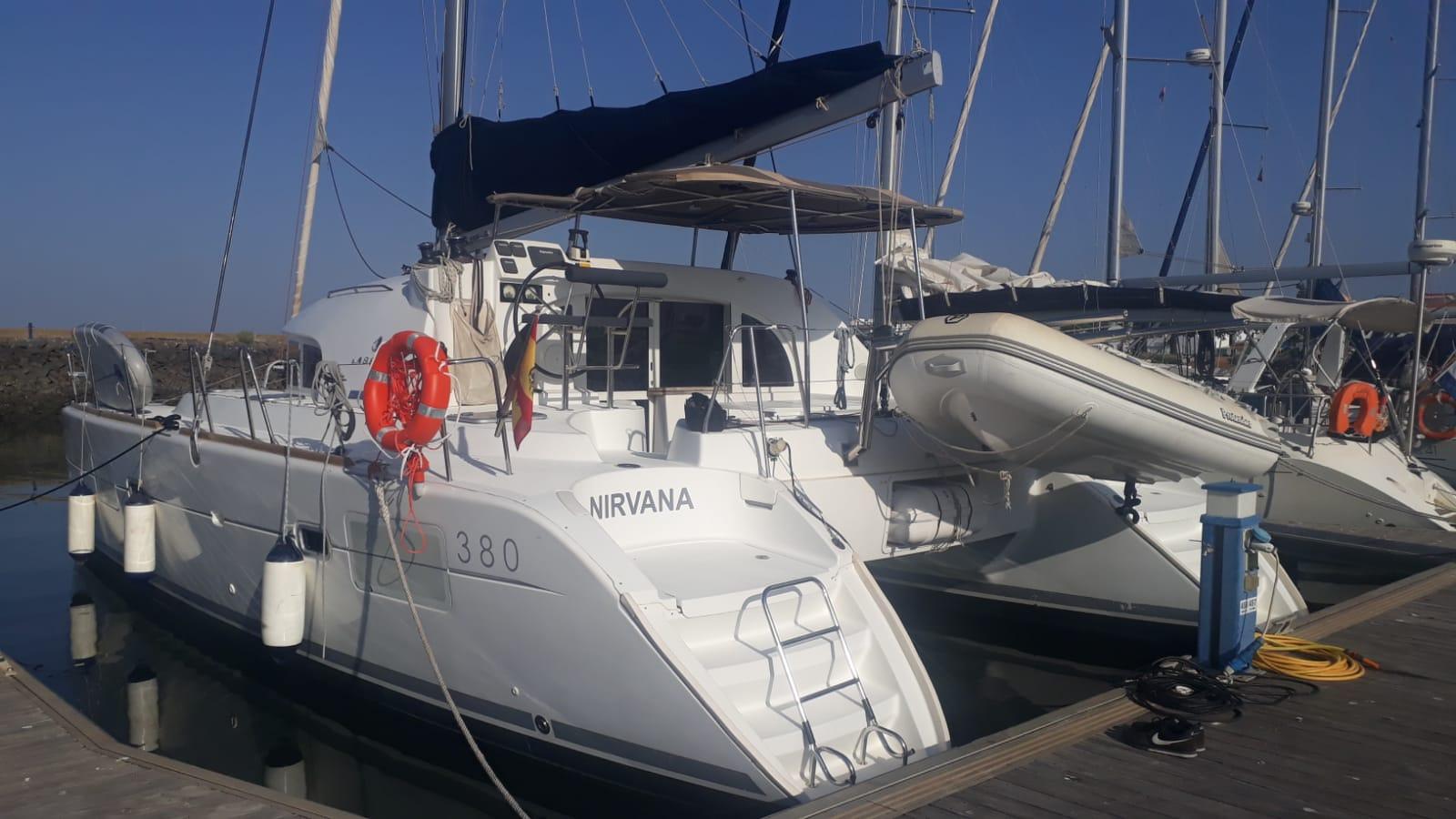 Lagoon 380 (NIRVANA)  - 5