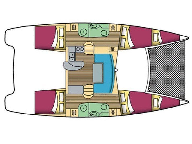 Leopard 384 (Miriam) Plan image - 14