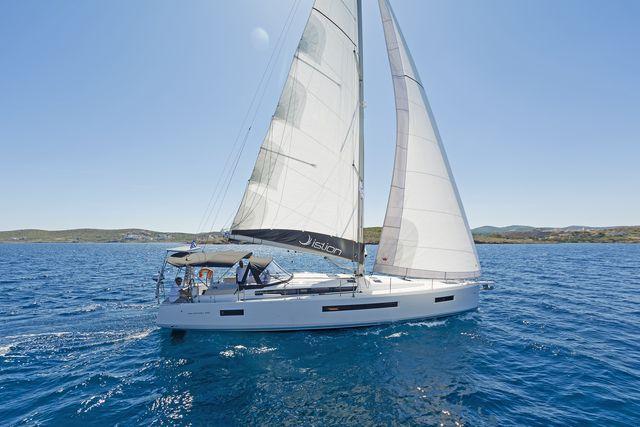 Sun Odyssey 490 (PILEAS)  - 8