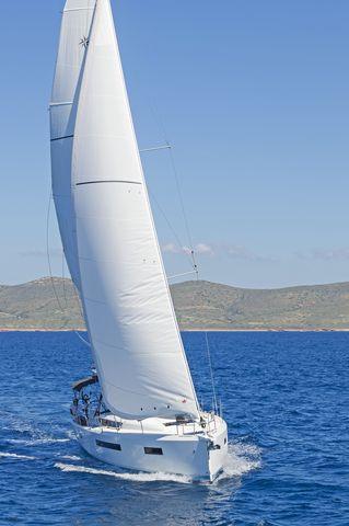 Sun Odyssey 490 (PILEAS)  - 21