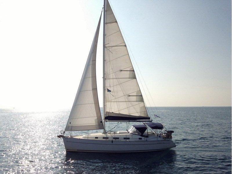 Cyclades 39.3 (Okeia)  - 8