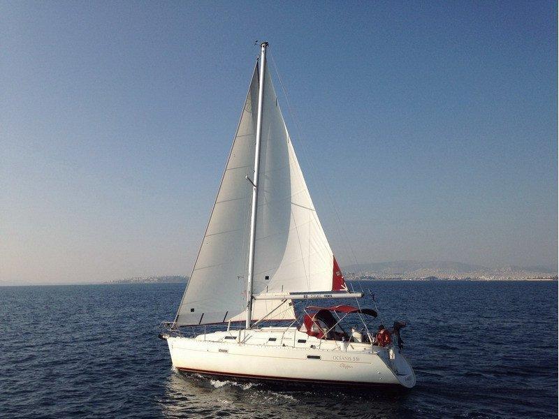 Oceanis 331 (Evageo)  - 6