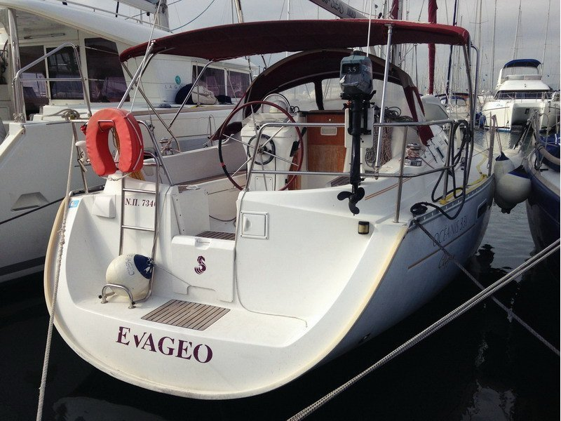 Oceanis 331 (Evageo)  - 5