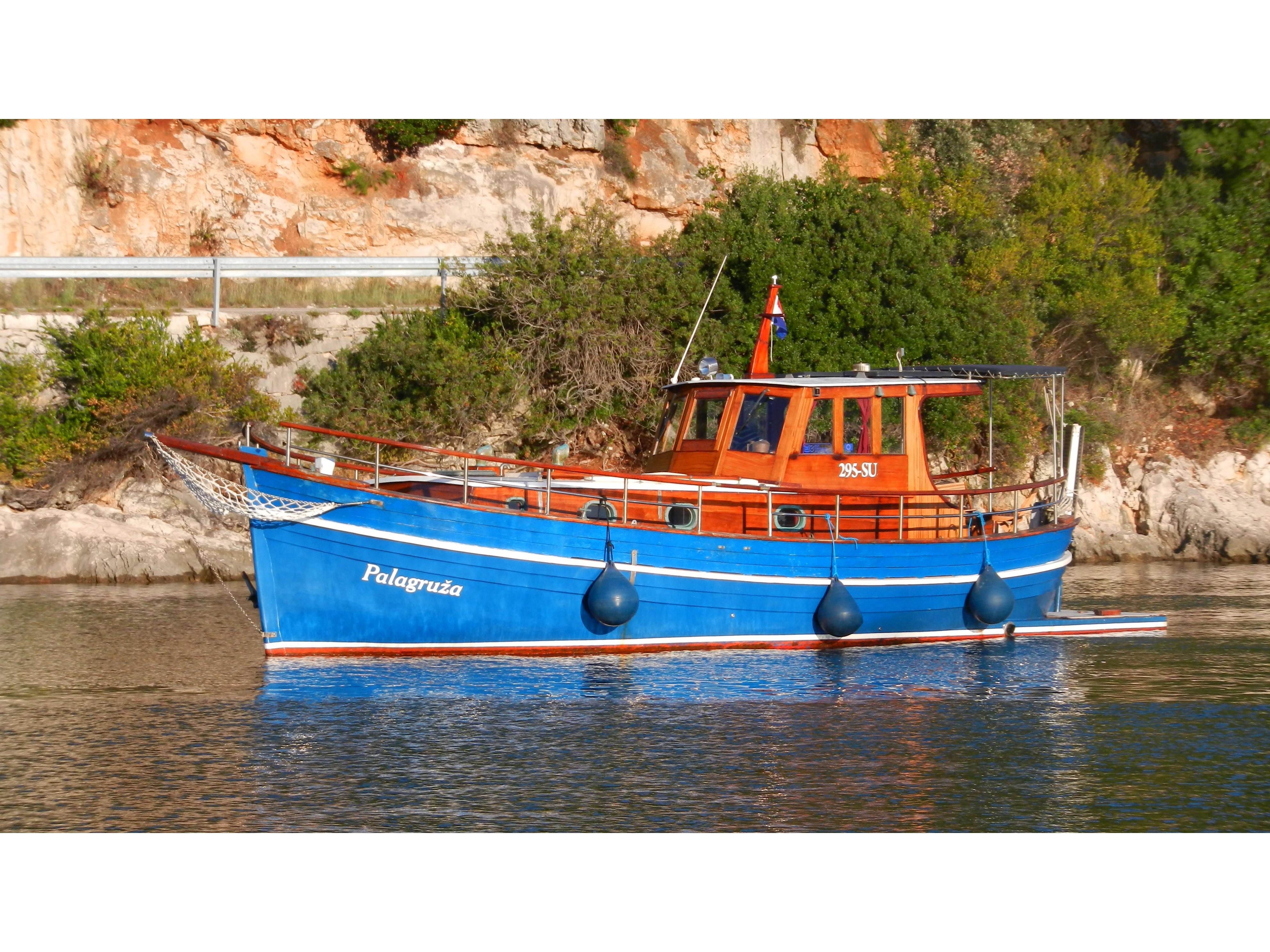 Classsic dalmatian boat (Palagruža) Main image - 0
