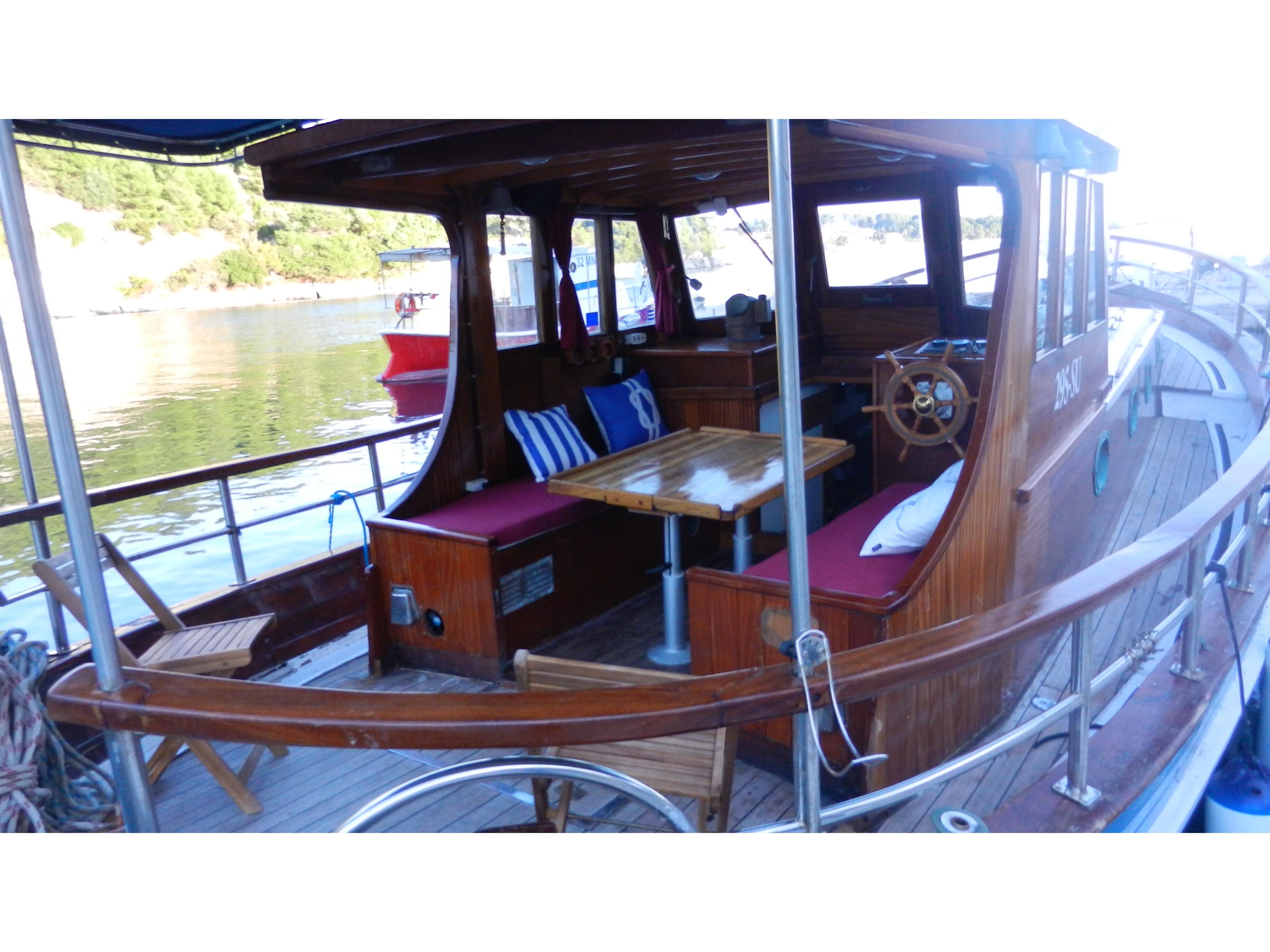 Classsic dalmatian boat (Palagruža) Plan image - 6