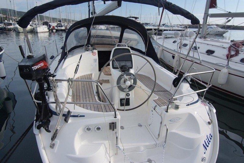 Bavaria 30 Cruiser (MILA ) Bavaria 30 Cruiser - Mila. Garant Charter, Marina Punat. - 3