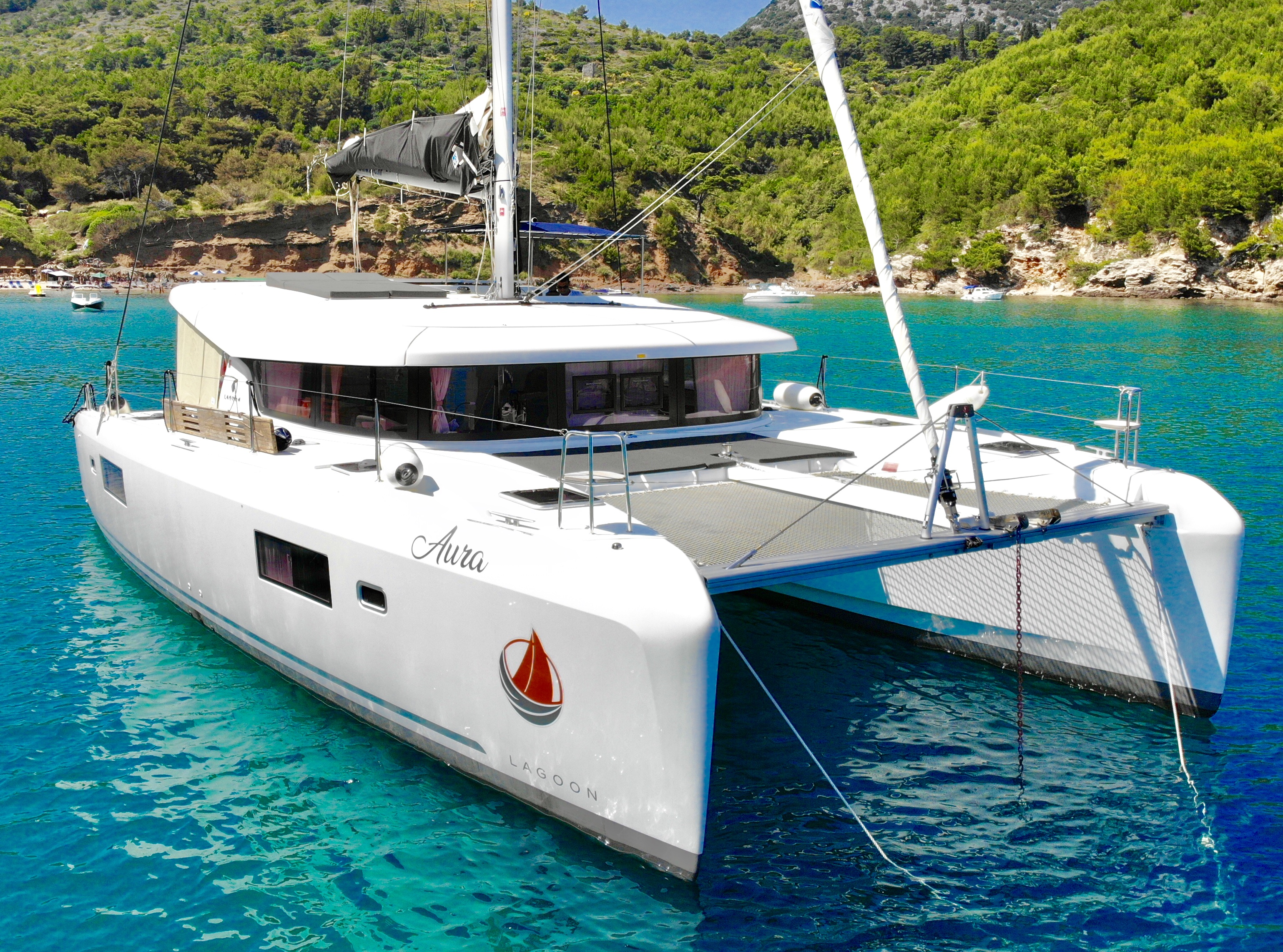 Lagoon 42 (Aura (skippered))  - 15