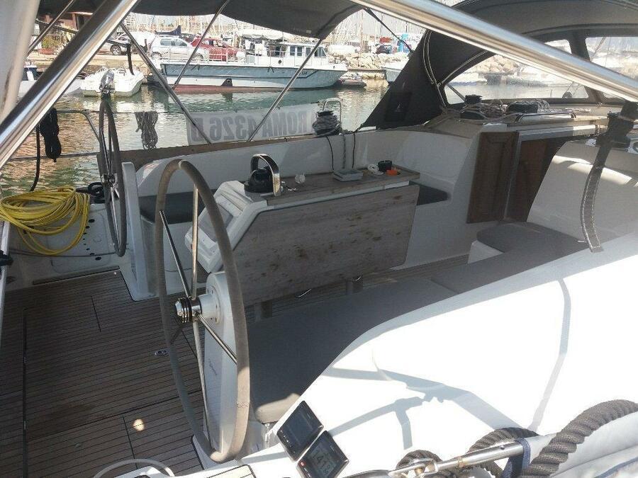 Bavaria 46 Cruiser (Mami)  - 12