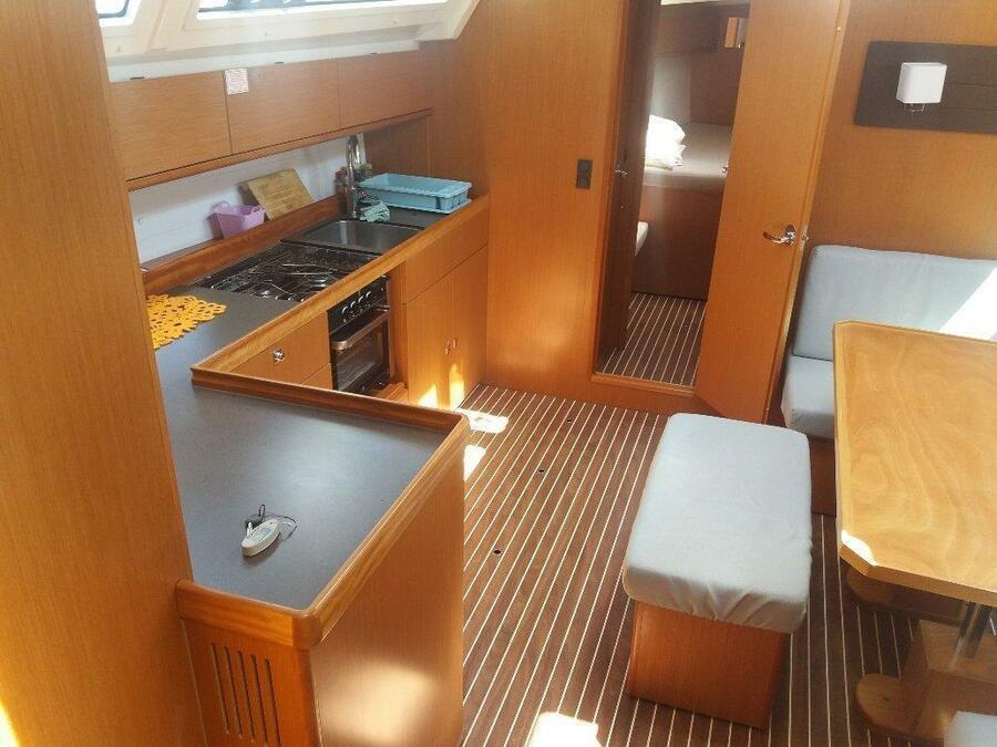 Bavaria 46 Cruiser (Mami)  - 15