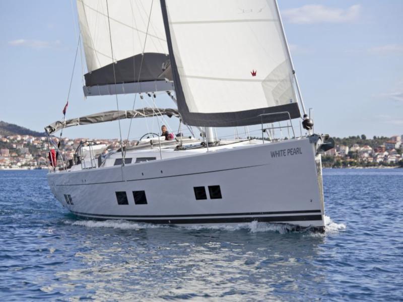 Hanse 588 (White Pearl)  - 46