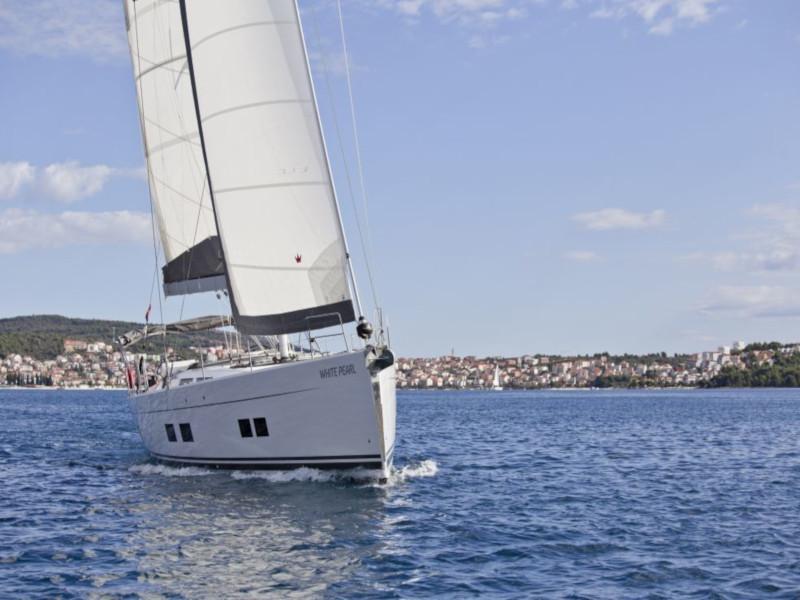 Hanse 588 (White Pearl)  - 62
