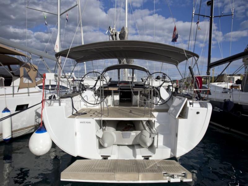 Hanse 588 (White Pearl)  - 10
