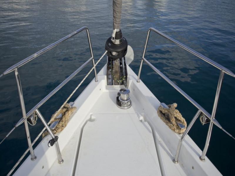 Hanse 588 (White Pearl)  - 4
