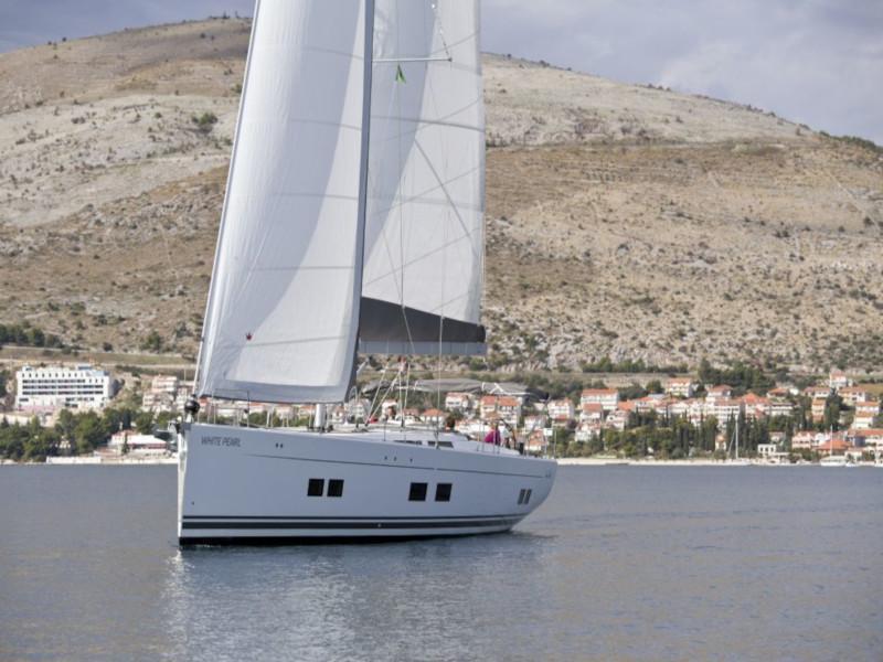 Hanse 588 (White Pearl)  - 55