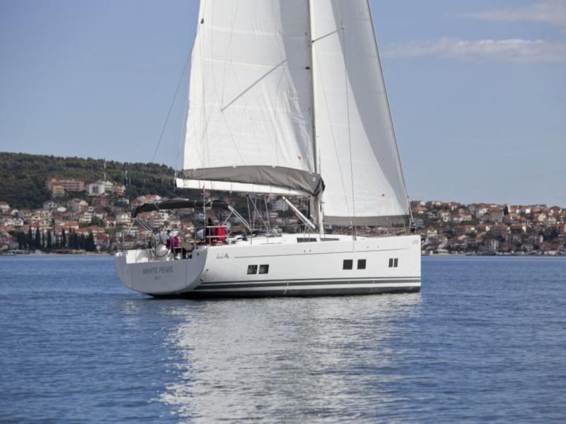 Hanse 588 (White Pearl)  - 5
