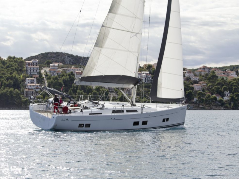 Hanse 588 (White Pearl)  - 18