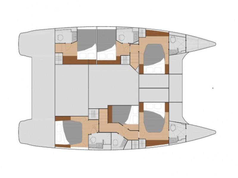 Saba 50 (Anna Isabella) Plan image - 5