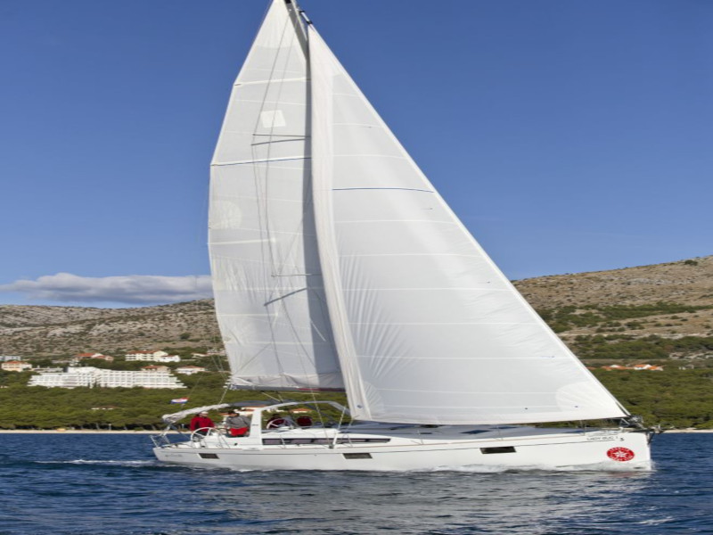 Oceanis 48 (10-4) (Lady Bug I)  - 22