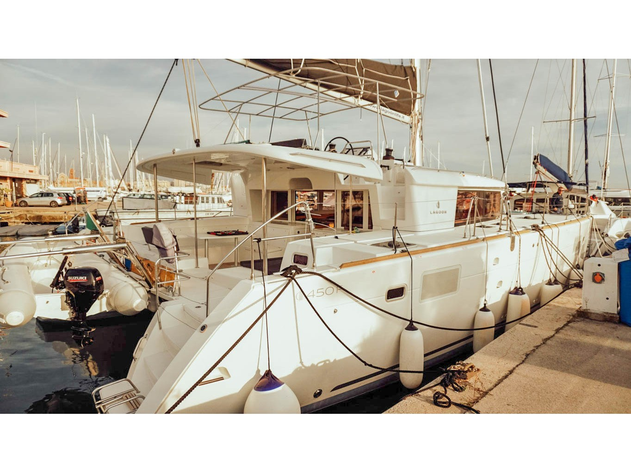 Lagoon 450 (Mia) Main image - 0