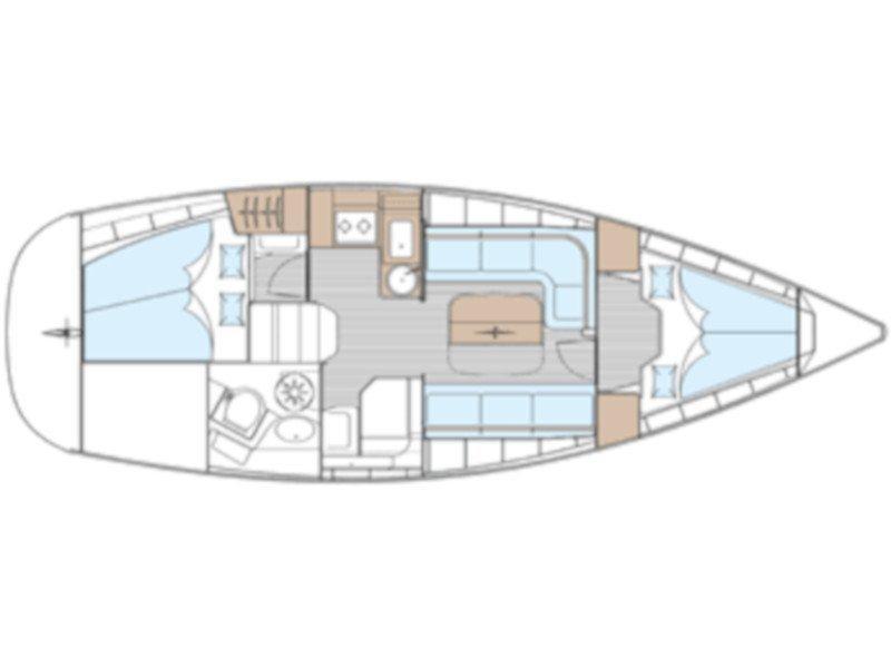 Bavaria 33 (Fei Mao) Plan image - 4