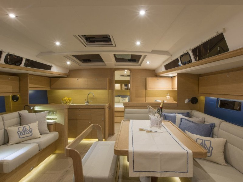 Dufour 460 GL (Serendipity) Interior image - 3