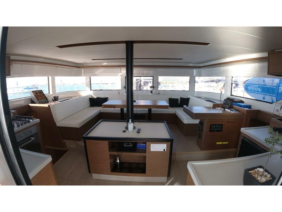 Lagoon 50 (Premium Equipped) Interior image - 2